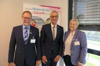 Dietmar Ahle ist neuer Landesinnungsmeister in Westfalen
