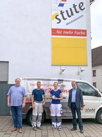 Mit Fachwissen überzeugt: Nina Versen aus Steinheim gewinnt Wettbewerb bei Ausbildungsevent
