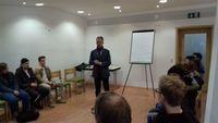 Knigge Seminar in Herford