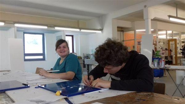 Projekttag mit der Erich Kästner Gesamtschule Bünde - 26.04.2018