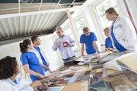 Schnuppert rein: Praktikum im Maler- und Lackiererhandwerk