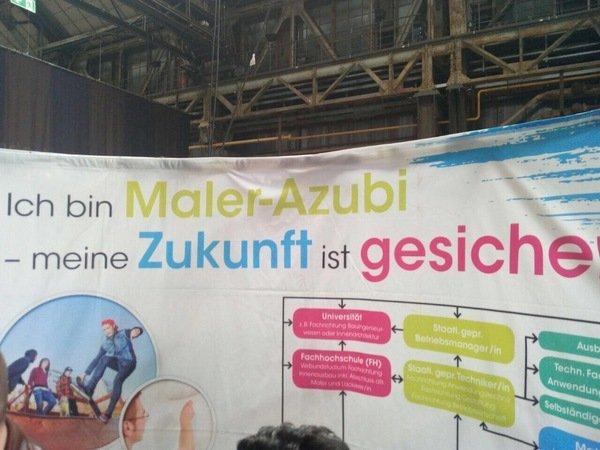 Berufsinformationsmesse Ruhr 5.-6. Mai 2017