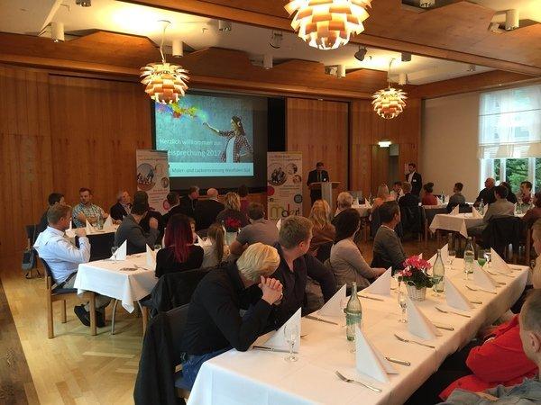 Freisprechung Maler- und Lackiererinnung Westfalen-Süd 07.09.2017