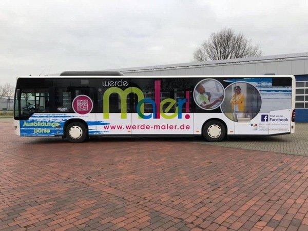 Bus werde Maler Maler- und Lackiererinnung Ahaus