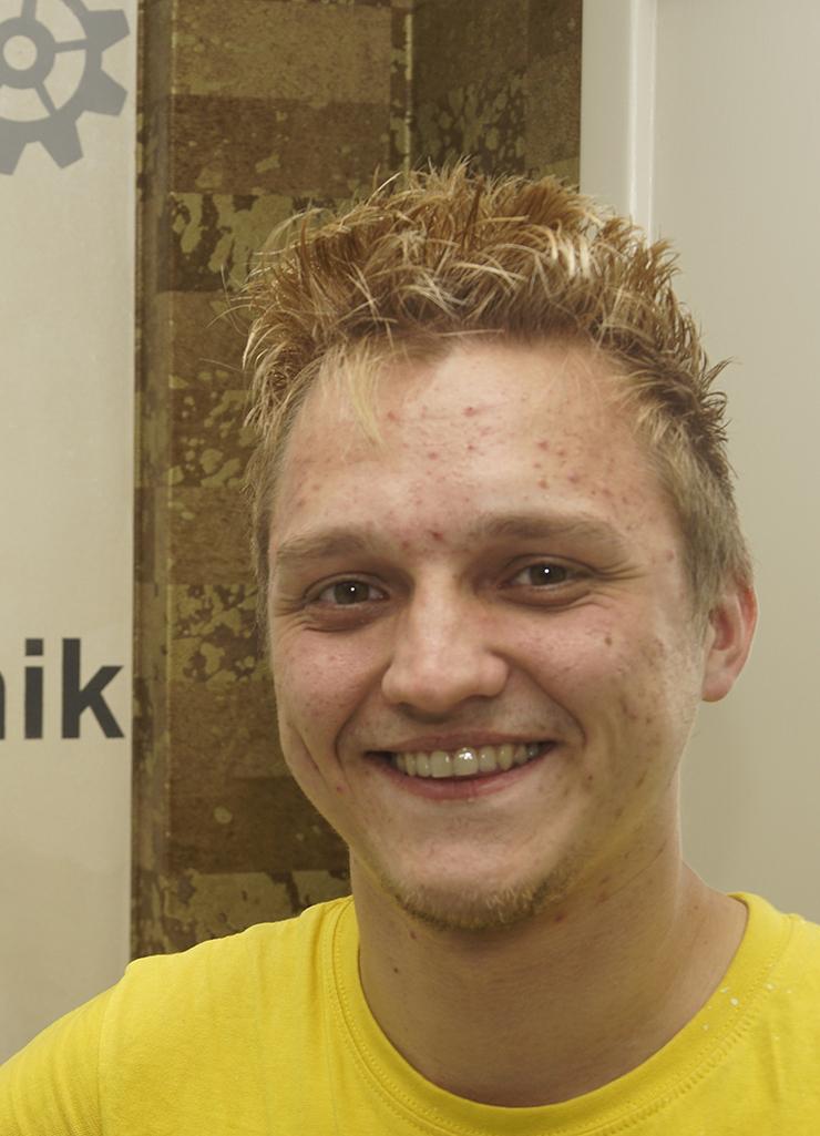 Teilnehmer Maik-Matthias Kopic