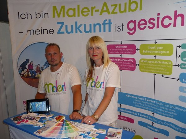 Ausbildungsmesse am 07.09.2016 in Lüdenscheid