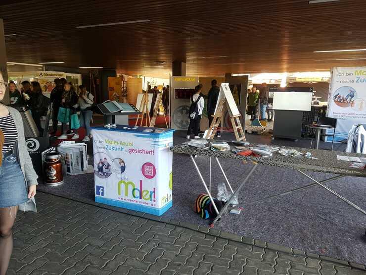 BerufsInfoBörse - Das Original im Sauerland 20. - 21.09.2019 in Meschede