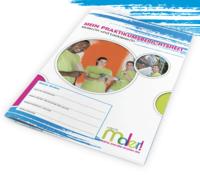 Das neue Praktikumsberichtsheft für Maler- und Lackierer(innen)praktikanten