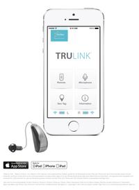 Halo Starkey iPhone Hörgerät