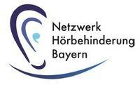 Netzwerk Hörbehinderung Bayern (Logo)