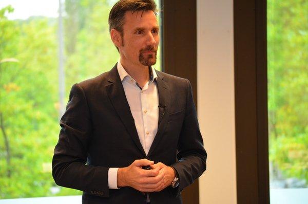 Olaf Hartmann, Geschäftsführer Touchmore GmbH
