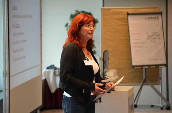 Sabine Kleinschmager, Demenz verstehen lernen