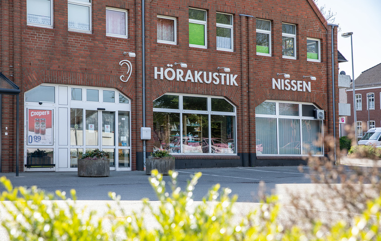 Hörakustik Nissen in Nortorf