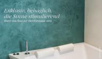Die Sinne stimulierend: Das Bad die Wohlfühloase