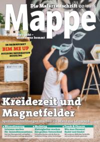 Die Fachzeitschrift MAPPE berichtet ERNEUT :-)