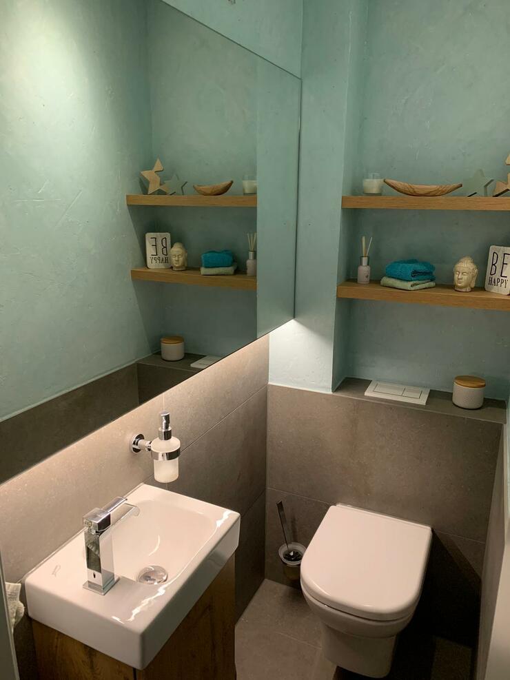 Gäste-WC-Sanierung – 2