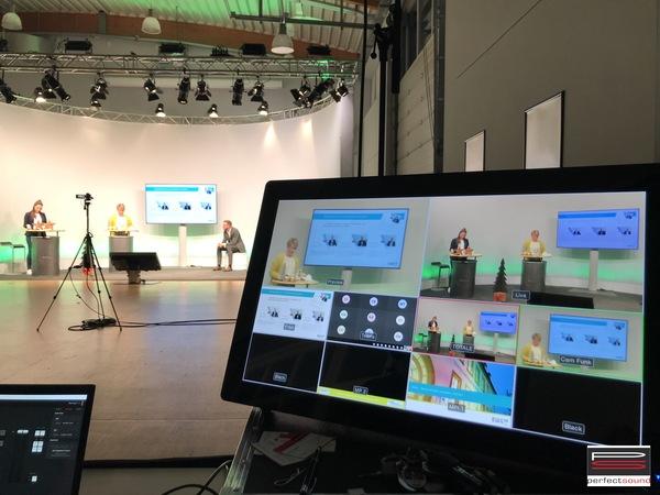 Streaming Studio Rheine Onlineevent
