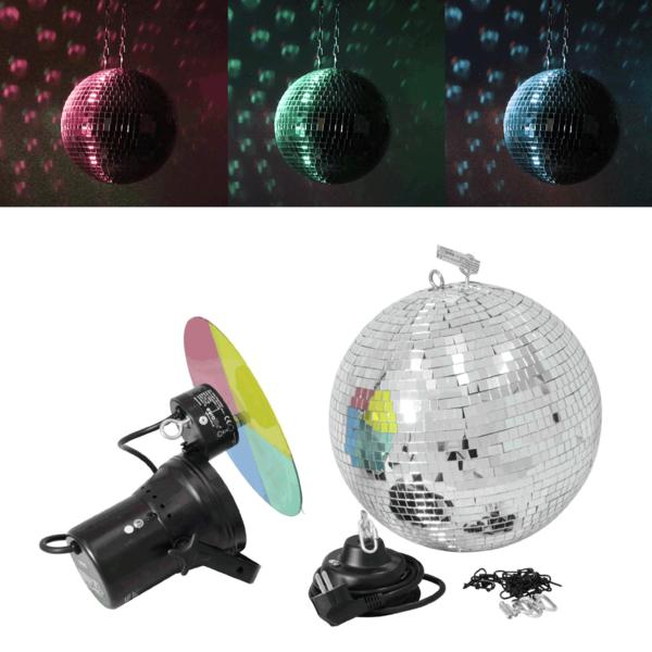 Leih dir eine Discokugel für deine Party!