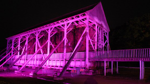 Fassadenbeleuchtung | perfect sound GmbH Veranstaltungstechnik Verleih