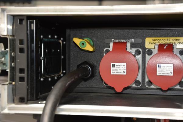 Stromunterverteilung STUV   perfect sound GmbH