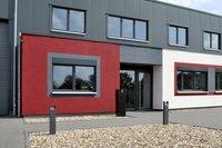 Außenansicht unseres Firmengebäudes - Veranstaltungstechnik - Messetechnik - Eventmanagement - Eventagentur