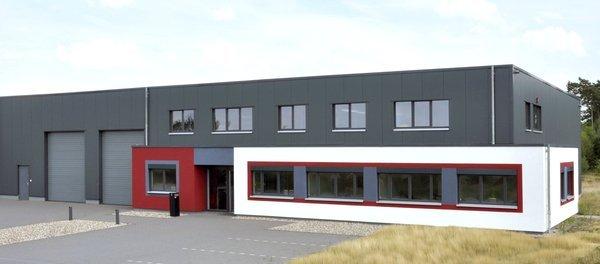 Firmengebäude der perfect sound GmbH