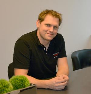 Sebastian Schönweitz, Geschäftsführer bei ps