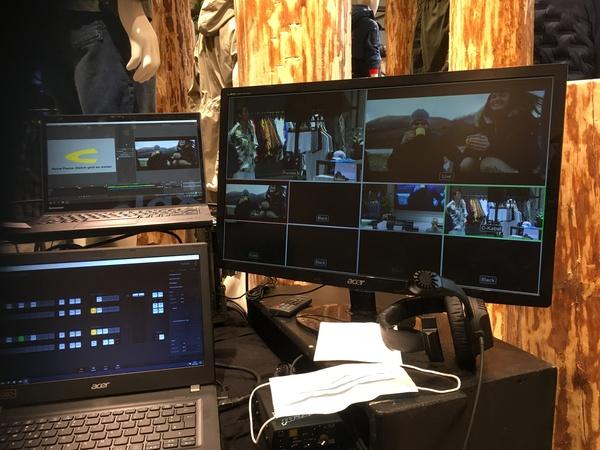 Videoregie Online Streaming Event