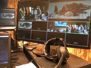 Vorschaumonitor Livestream
