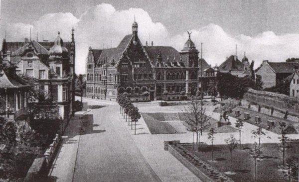 Frühe 40er Jahre Krapohl Verlag Grevenbroich Postkarte Sammlung Sartingen