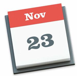 23november