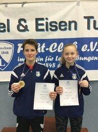 Podestplätze beim A-Jugend-Turnier in Bochum