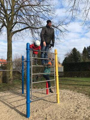 Spielplatz-Challenge