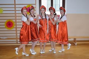 Tanztreff beim Turnerbund anlässlich des Weltfrauentages