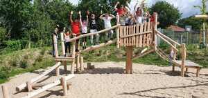 Kindersport findet ab nächster Woche draußen statt!