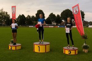 Pia Schlattmann kann auch 1500m