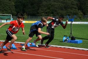 Trainingsstart auch in der U10 + U8