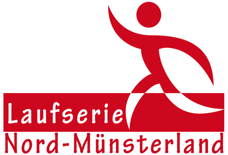 Logo Laufserie Nord-Münsterland