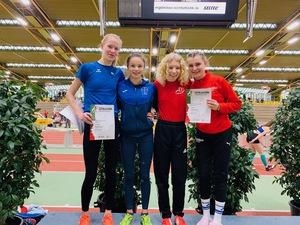 Pia Schlattman über 800m in NRW nicht zu schlagen