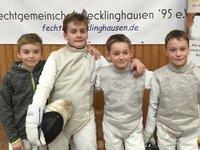 Erfolgreiches Turnier in Recklinghausen