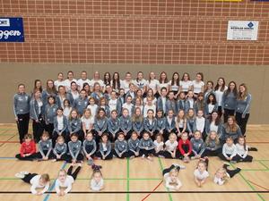 Die Tanzsportabteilung und ihre Mitglieder