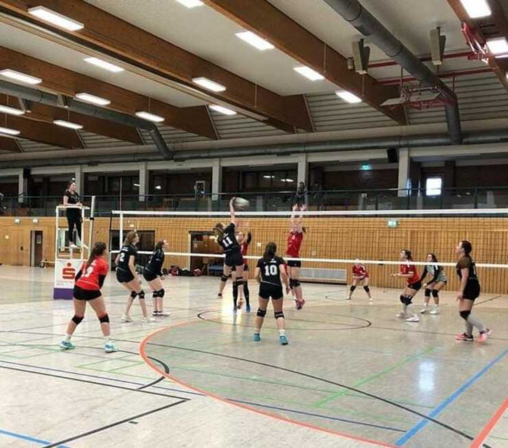 Damen III - MTG Horst II  .....        Bezirksliga Saison 2019/2020