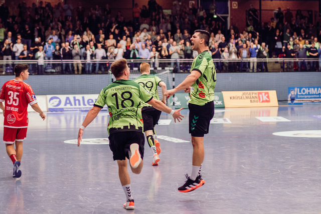 TVE vs TuS Ferndorf 2