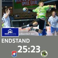 Niederlage in Hüttenberg