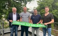 Sascha Bertow wird Cheftrainer