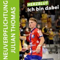Junger TVE-Neuzugang mit Bundesliga-Erfahrung