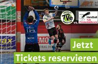 Tickets reservieren: Letztes Heimspiel 20/21