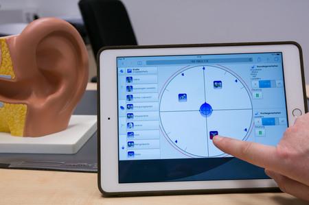 Klangfinder Tablet