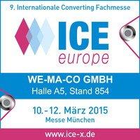 we-ma-co GmbH auf der ICE 2015